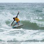 愛知県田原市伊良湖のロコポイントで、JPSA 第3戦「夢屋サーフィンゲームス 田原オープン」が開幕