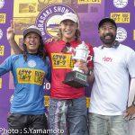 オーストラリアのリアム・モーテンセンがMURASAKI SHONAN OPEN 2017優勝。松下諒大が2位。