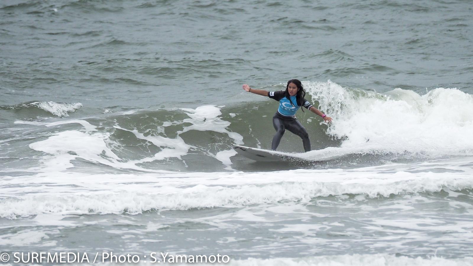 AA-Girls(U-18)4位:川瀬新波