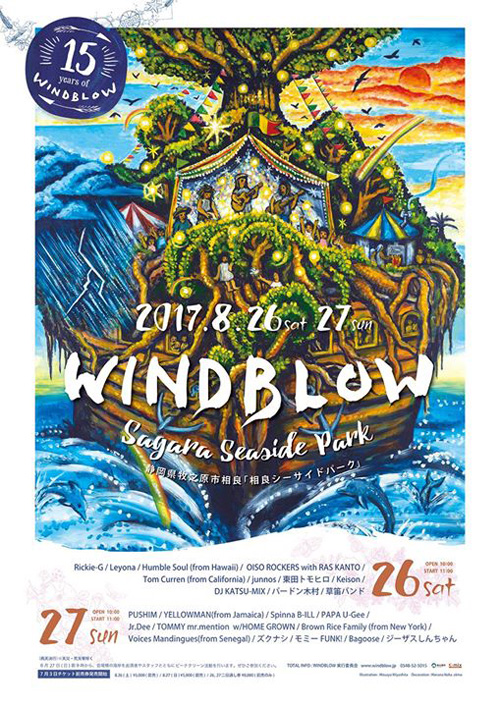 Windblow