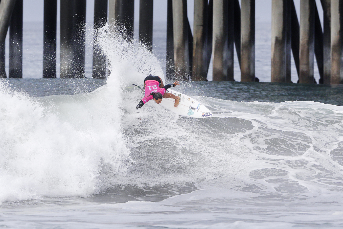 Johanne Defay PHOTO: © WSL / Rowland