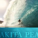 世界でただ一人、自分の名前をパイプラインに持つサムライ脇田貴之の物語「WAKITA PEAK」