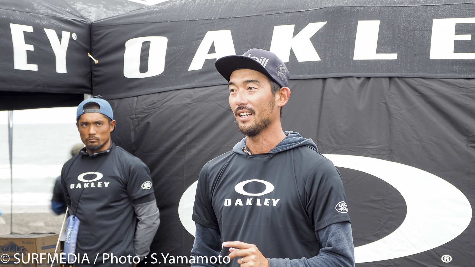 大会ディレクターは田中樹。その他、オークリーのライダーが中心となり大会運営を行った