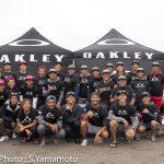 次世代サーファーの発掘を目的とした「OAKLEY TRY OUT 2017 」で平原颯馬、中塩佳那らが優勝。