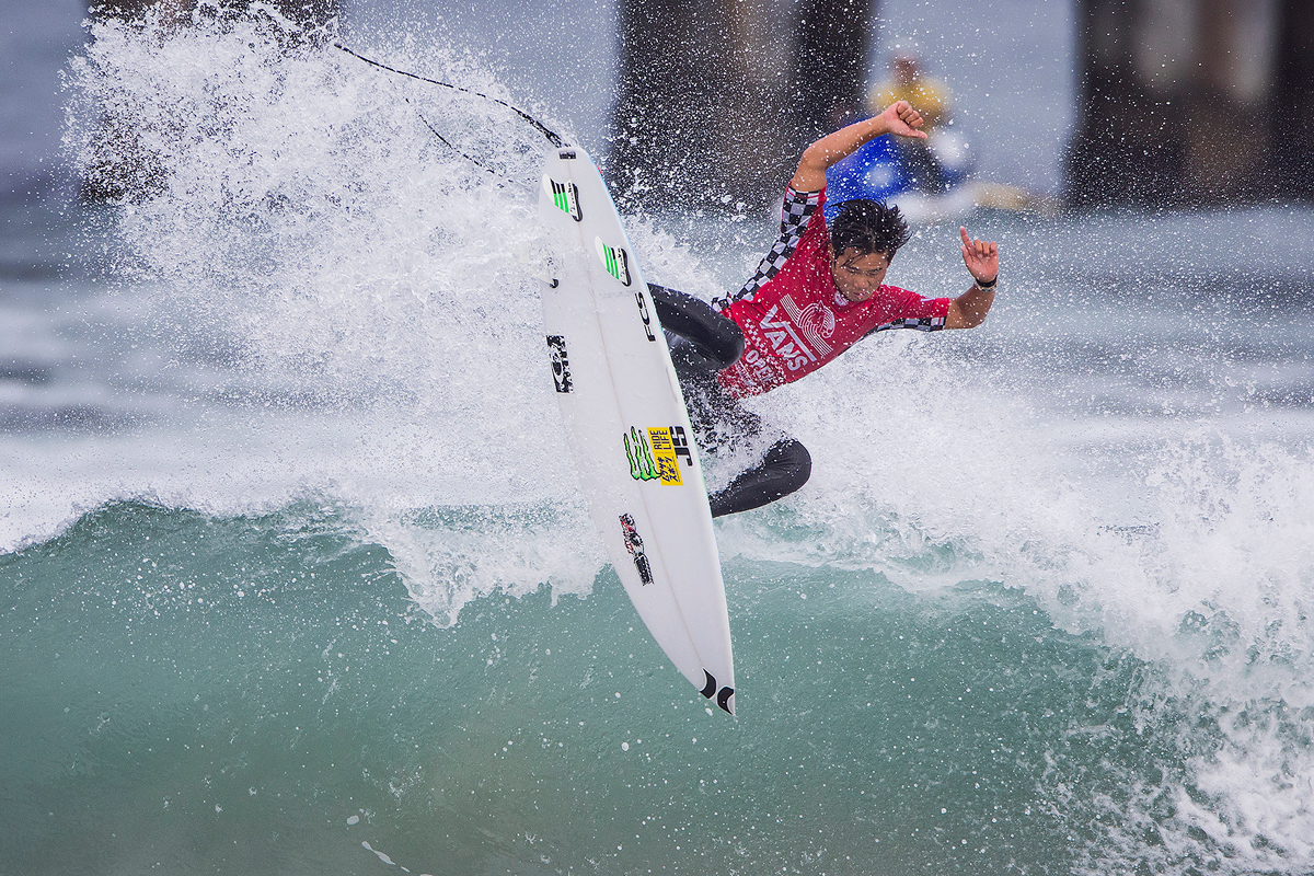 大原洋人 PHOTO: © WSL / Rowland