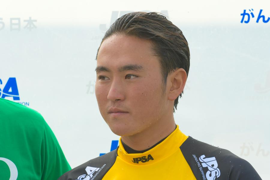 明日は絶対勝つので応援お願いします。と力強いコメント。浜瀬海