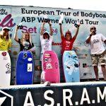 大原沙莉がポルトガルで開催されたAPBワールドツアー第7戦で優勝し、世界ランク2位に浮上