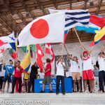 2017 VISSLA ISA 世界ジュニアサーフィン選手権オープニングセレモニー開催。大会は明日開幕