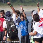 日本は暫定4位。U18三輪紘也、U16上山キアヌ久里朱、安室丈がR5進出。ISA 世界ジュニア5日