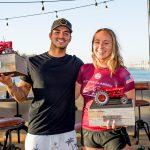 ケリー・スレーターのサーフ・ランチでテスト・イベント開催。メディーナとカリッサ優勝。