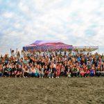 湘南・辻堂で女性サーファーだけの大会「プリンセスコレクションMermaid&Guys × alohagirl cup 2017」開催