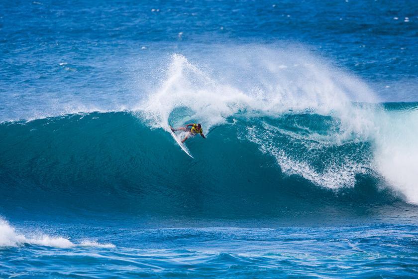17歳のフィン・マギル Image: WSL/Freesurf/Heff