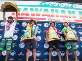 ハワイアン・プロのファイナリスト WSL / Keoki Saguibo