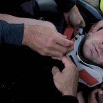 アンドリュー・コットンが、ナザレのモンスターウェイブでの壮絶なワイプアウトで背骨を骨折した衝撃映像