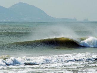 海南島で再びWSLイベント開催。WSL / Tom Bennett