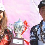 二刀流の浜瀬海が新人王とグランドチャンピオン獲得。田岡なつみ、優勝で悲願のグラチャンに華添える。