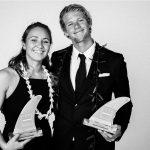 2017年サーファー・アワードでジョン・ジョンが4年連続、カリッサが3年連続4度目の受賞。