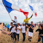 WSLとISAは、2020年東京オリンピックでのサーフィン競技において、出場選手枠など大筋で合意
