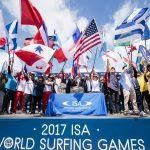 ISA世界サーフィン選手権(2018 ISA World Surfing Games)が2018年9月愛知県田原市に開催決定