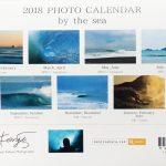 海を近くに感じて欲しい。フォトグラファー佐原健司の2018年PHOTO CALENDAR発売。