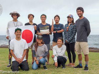 JJP8年目にして表彰台に上がった日本チーム