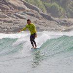 浜瀬海、田岡なつみがグランド・ファイナル目前。ISAワールド・ロングボード・サーフィン4日目。