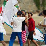 浜瀬海がR3、田岡なつみR2進出。2018 ISAワールド・ロングボード・サーフィン・チャンピオンシップ開幕