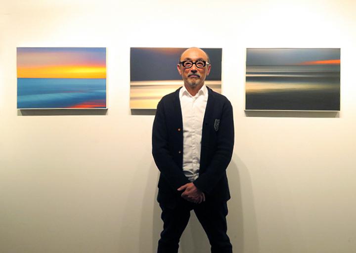 写真家・芝田満之氏。新刊写真集「Calling the Sea」を発売