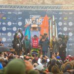 """WSL-BWT「ナザレ・チャレンジ」で、22才のブラジリアン、ルーカス""""CHUMBO""""チアンカがツアー初優勝。"""