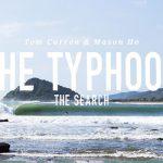トム・カレンを追いかけて台風が発生。メイソン・ホーも緊急来日して実現した「The Search 」公開