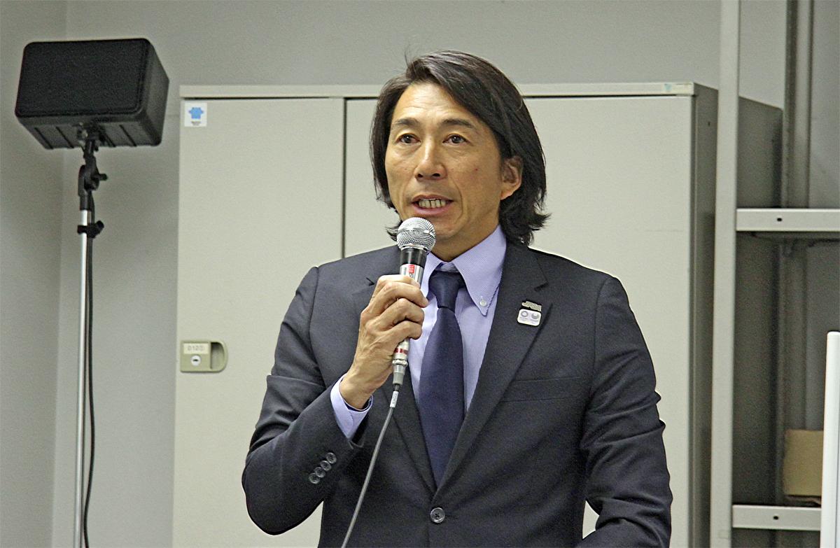 JPSA新理事長となる細川哲夫氏。