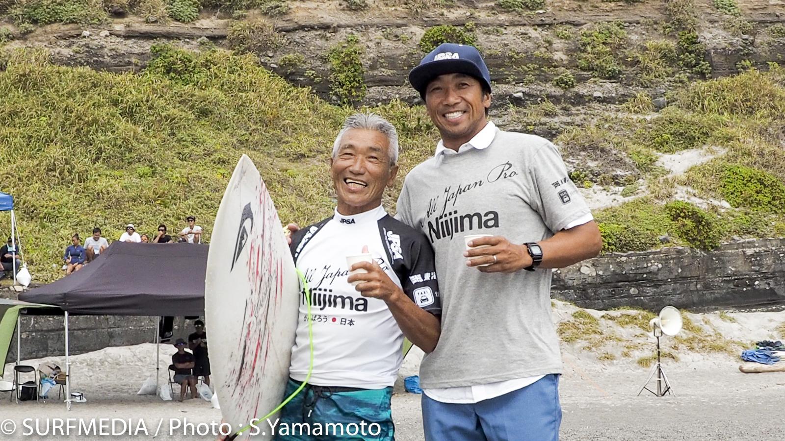シニア・マスタープロもスタートさせ、名誉顧問である川井 幹雄氏など往年のスターたちが再びコンテストへ戻った