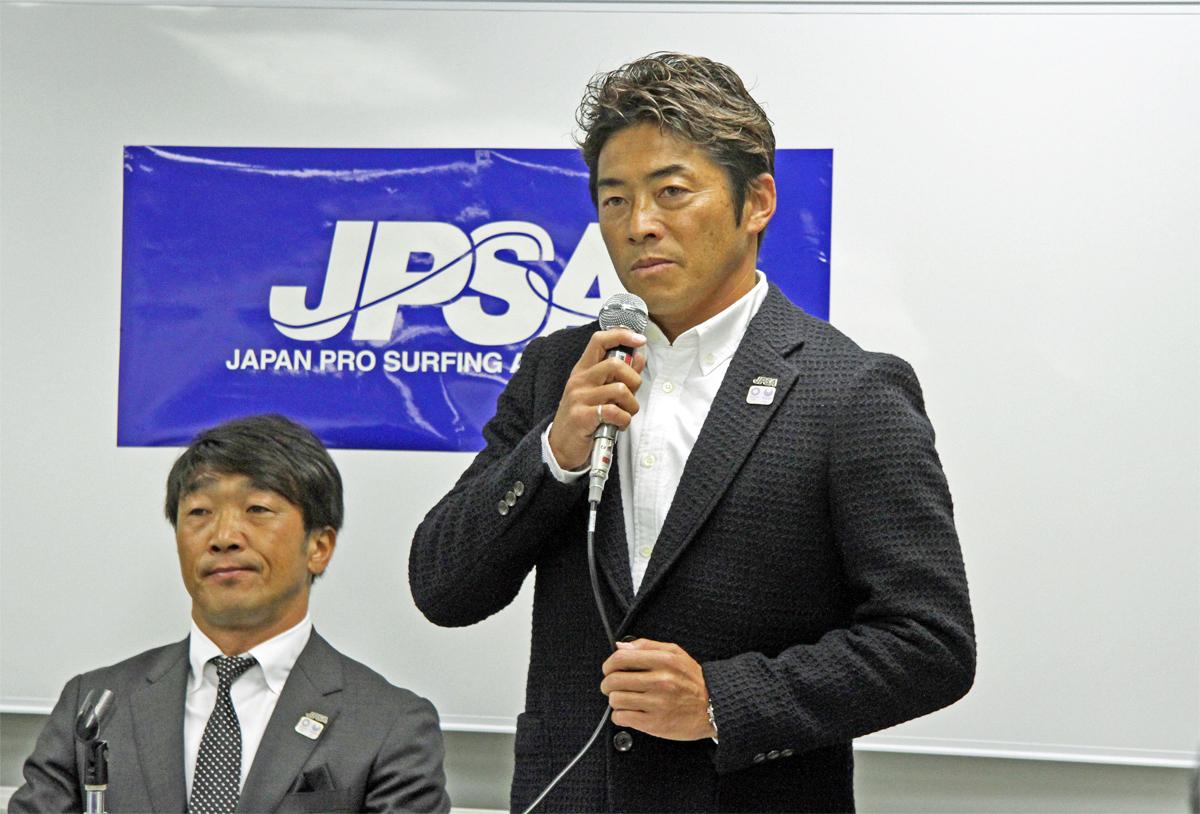 小川直久JPSA副理事長