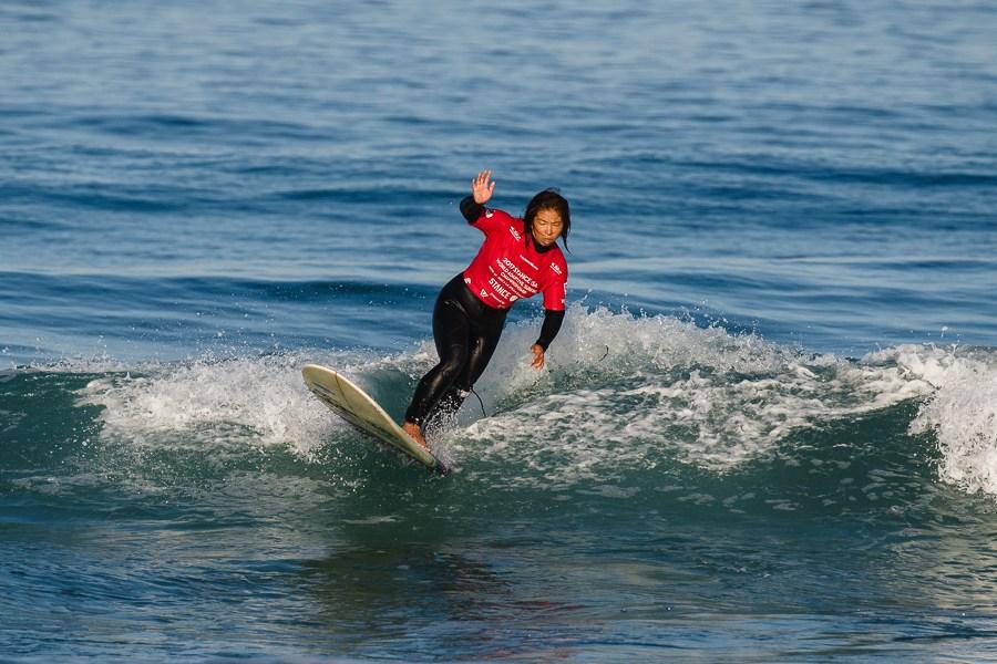 アダプティサーフィン世界選手権にてAs-1初代ウィメンチャンピオンに輝いた内田一音さん