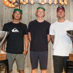 2018CT「クイックシルバー&ロキシー・プロ・ゴールド・コースト」開幕直前のカノア五十嵐インタビュー