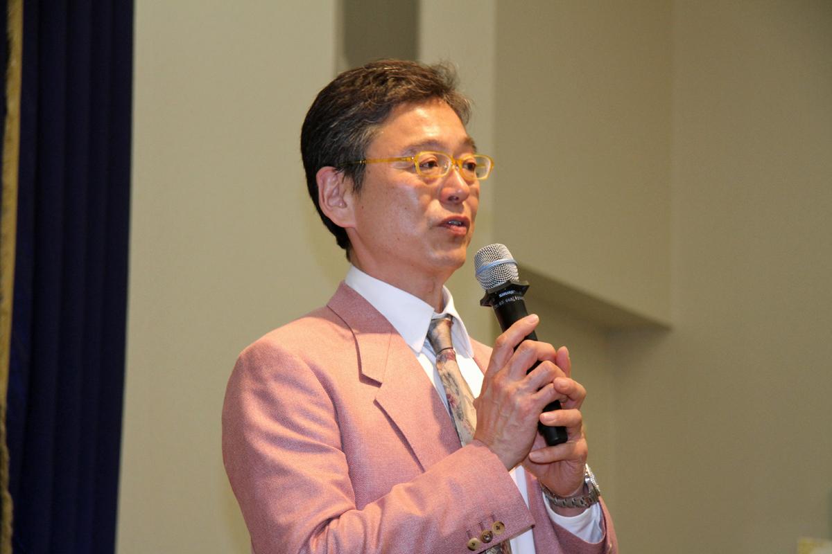 株式会社サンコー 代表 佐藤誠氏