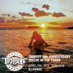 ショーロクこと宮内謙至の「TRIMOFF」10周年記念アニバーサリー・イベントが湘南藤沢で開催決定