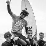 カノア五十嵐がポルトガルで開催されたQS3000で今季初優勝。Pro Santa Cruz pres. by Oakley大会最終日
