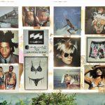 BILLABONGがアンディ・ウォーホルとジャン=ミシェル・バスキアのコラボレーション・コレクション発表