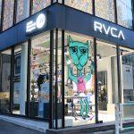 カリフォルニア発ライフスタイルブランド「RVCA(ルーカ)」国内1号店が5/26(土)渋谷にオープン!