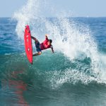 五十嵐カノア、バリは25位でフィニッシュ。WSL-CT第5戦「Corona Bali Protected」大会3日目