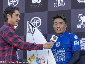 ジャパントライアル優勝は田嶋鉄兵
