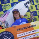 キャロライン・マークスがQS 6,000ロス・カボス・オープンで優勝。川合美乃里9位入賞で34位へランクアップ。