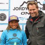 野中美波が南アフリカで開催されたQS1000ジョーディ・スミス・ケープタウン・サーフ・プロでQS初優勝。
