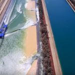 千葉県木更津市にサーフィン競技用の人工波施設の建設計画があることが明らかとなる。
