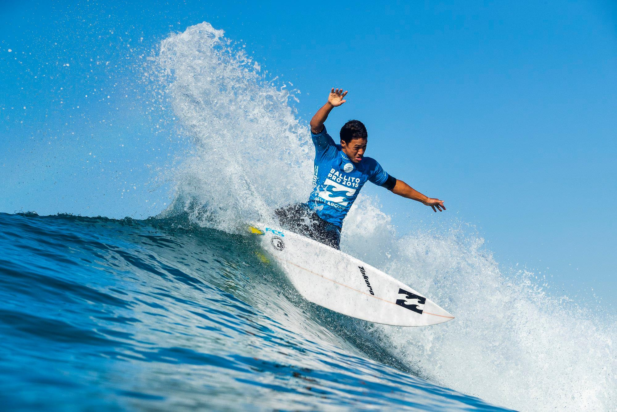 Seth Moniz (HAW) PHOTO: © WSL / Cestari