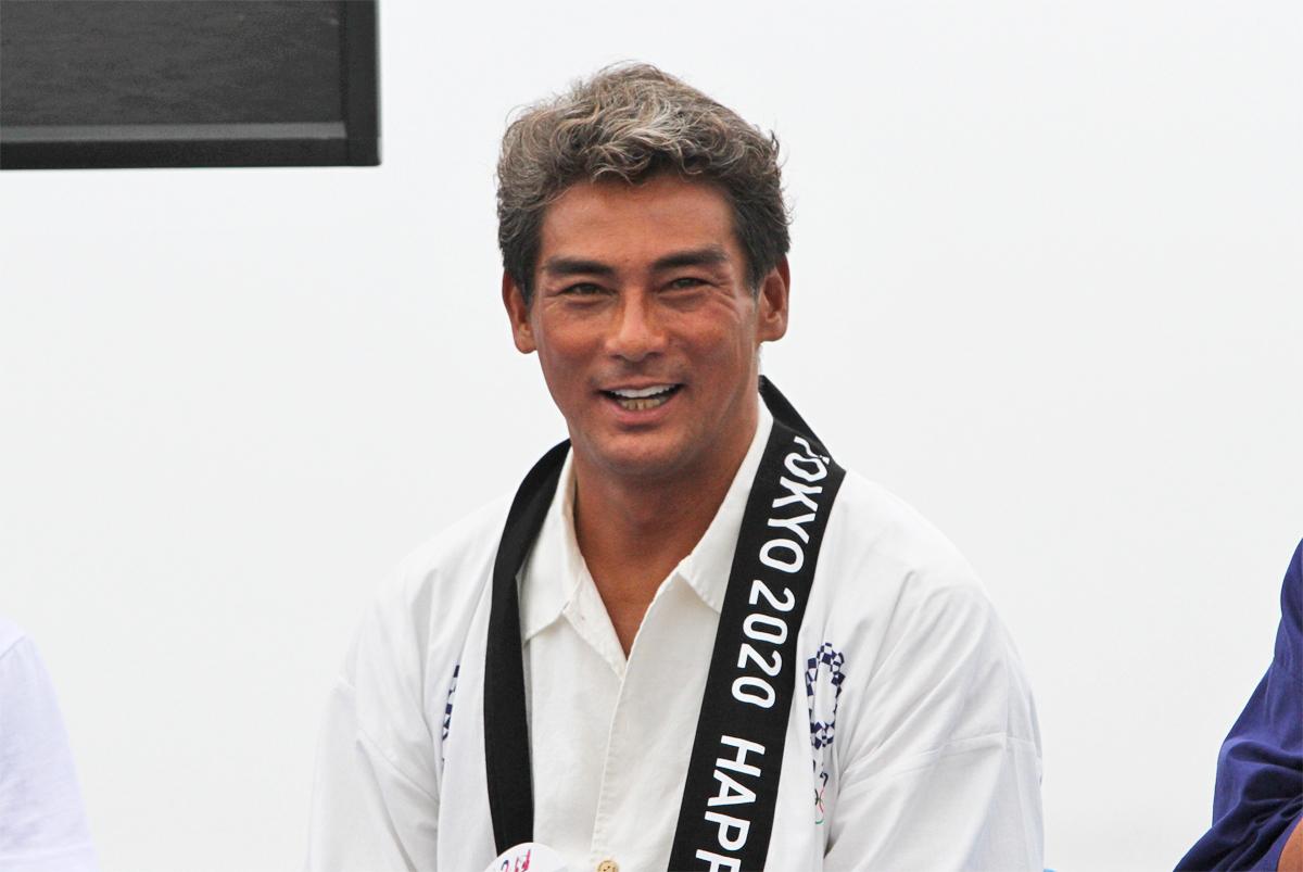 俳優の宍戸開さん