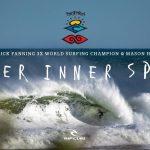 ミック・ファニングとメイソン・ホーをフィーチャーしたRip Curlの「The Search Outer inner Space」公開