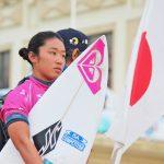 大村奈央が怪我のため日本代表 NAMINORI JAPANを離脱。「ISAワールドサーフィンゲームス2018」