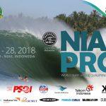 インドネシアのニアスでWSL-QS1000「NIAS PRO」開催。日本から大橋海人と松岡慧斗が参戦。
